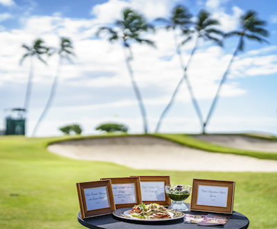 Attending the Event   2020 Sony Open in Hawaii