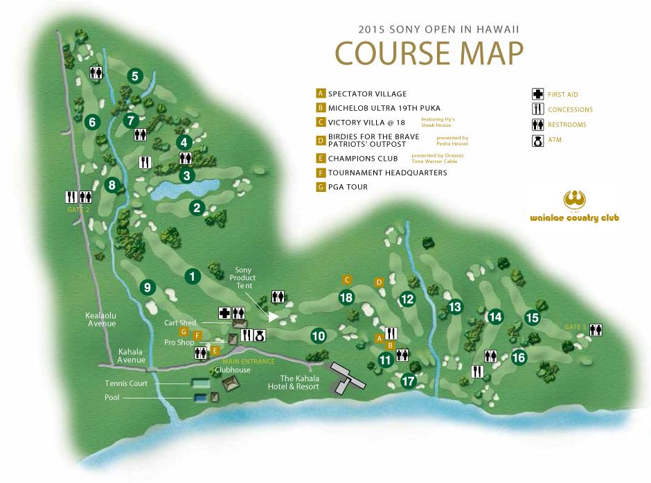2015 SONY OPEN JANUARY 12th 18th Tour Talk GolfWRX