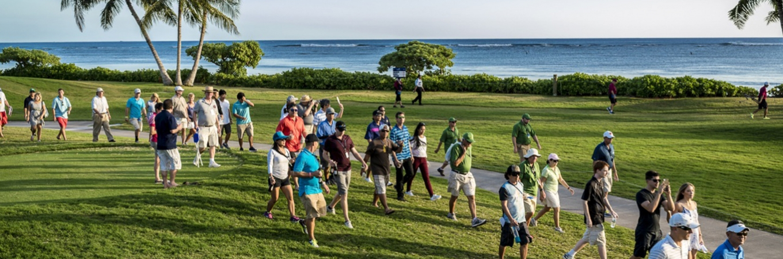 Sony Open in Hawaii