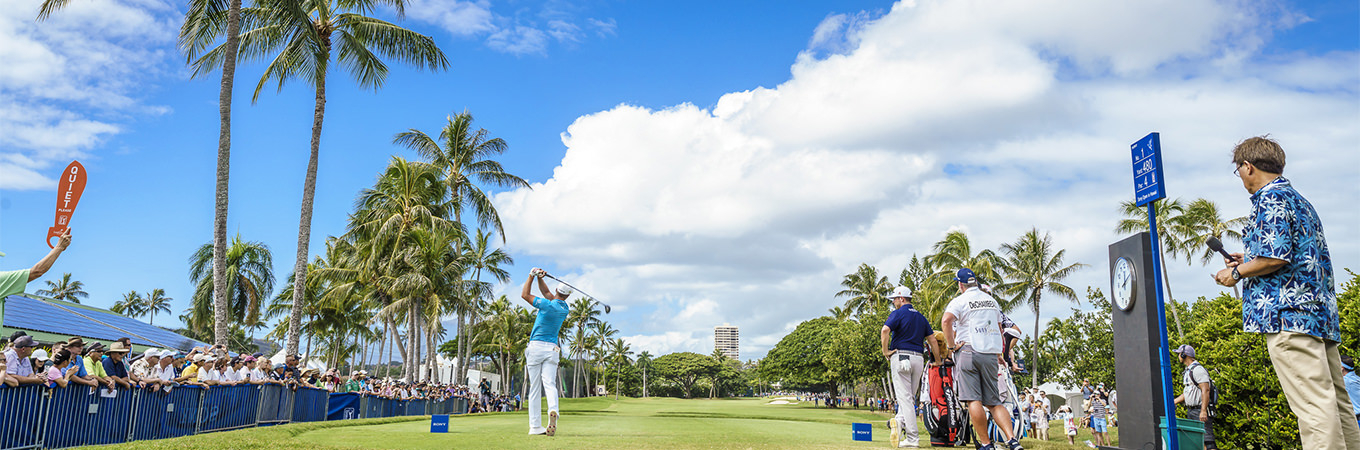 Sony Open in Hawaii 2021