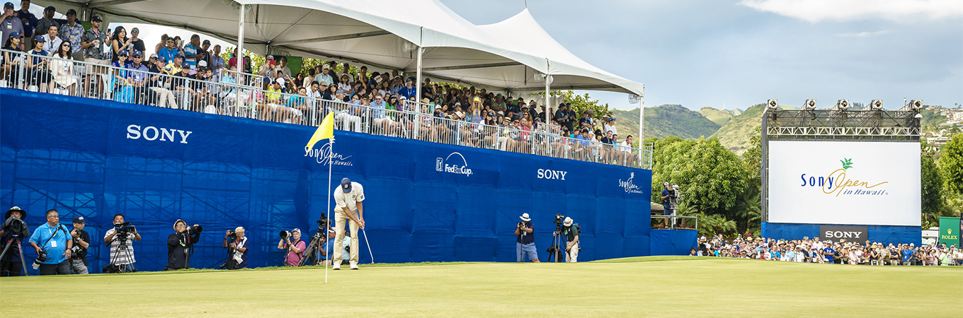 Sony Open in Hawaii 2020
